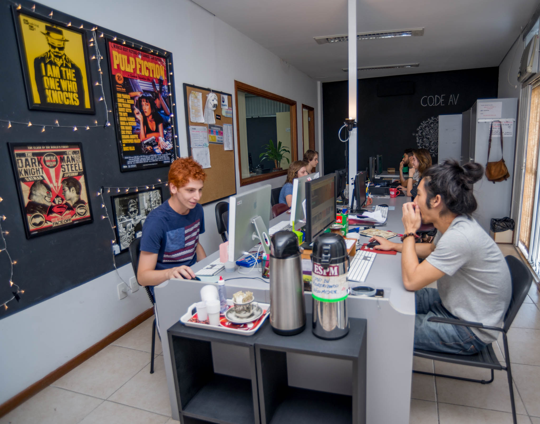 Co.De ESPM - Empresa Júnior de Comunicação e Design