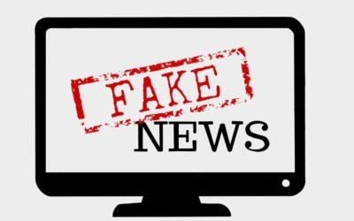 Fake News e plataformas de verificação